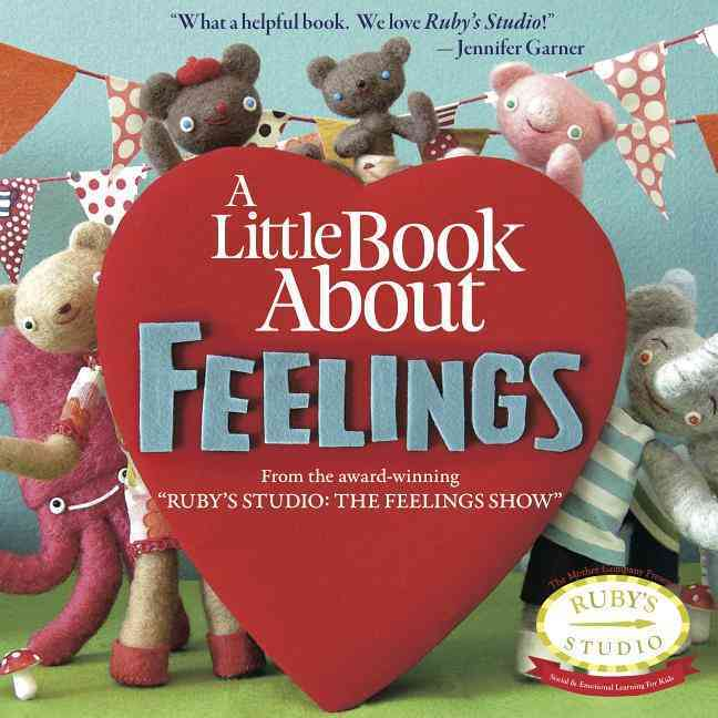 A Little Book About Feelings By Schiller, Abbie/ Kurtzman-counter, Sam